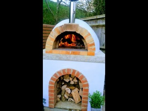Pizza Oven Build 2018