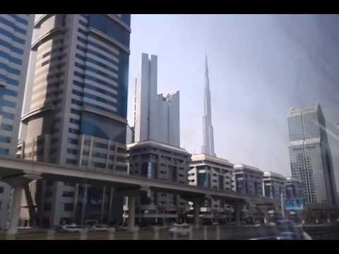 Sheikh Zayed Road - Dubai - United Arab Emirates