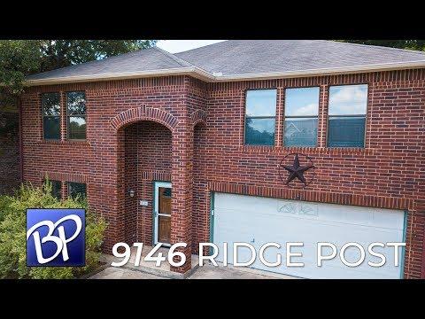 For Sale: 9146 Ridge Post, San Antonio, Texas 78250