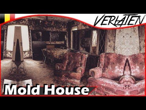 VERLATEN Huis vol schimmel! ( Mold House )
