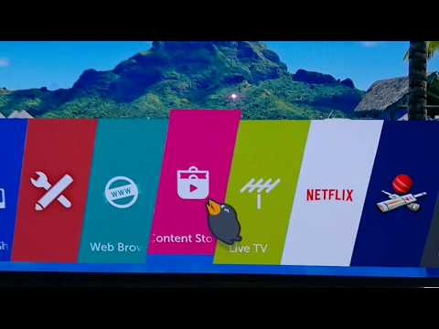 NET TV App on LG Smart webOS TV.       [Ref : Details in Descriptions]