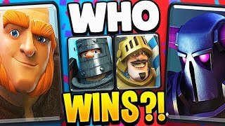 Download PEKKA vs GIANT! Best DOUBLE PRINCE Deck in CLASH ROYALE?! Video