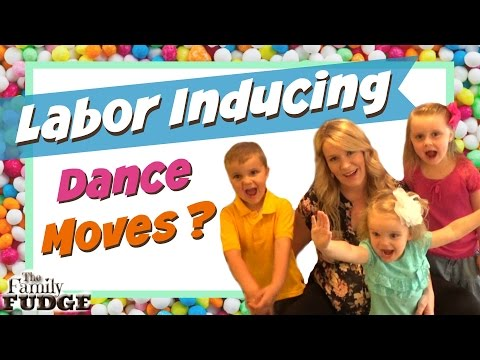 HOW TO INDUCE LABOR NATURALLY || Dance that baby out!
