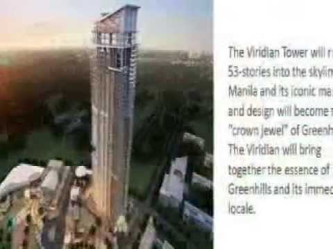 Viridian @ Greenhills Known to be The Manila's Dragon Belly