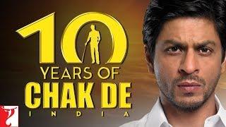 Chak De India Reloaded | Maula Mere Lele Meri Jaan | #10YearsOfChakDeIndia | Shah Rukh Khan