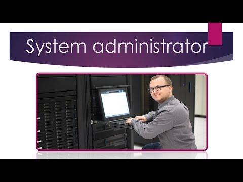 نظرة عامة على الويندوز سيرفر ومسؤول النظام system administrator , Windows server