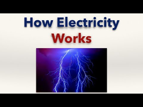 Electricity Facts for Kids