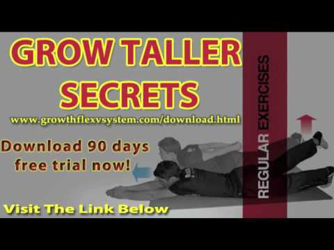 Download Height Increase Exercises Guide For FREE!
