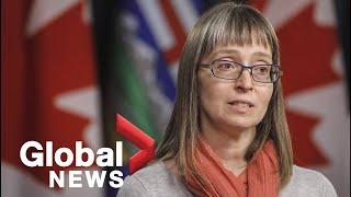 Coronavirus outbreak: Alberta confirms 96 new COVID-19 cases, 13 total deaths | FULL