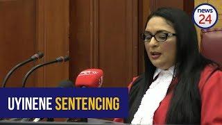 WATCH   Luyanda Botha receives 3 life sentences