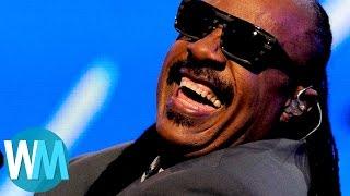 Top 10 Best Stevie Wonder Songs