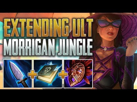 Xxx Mp4 Budget Set Morrigan Jungle Gameplay SMITE Conquest 3gp Sex