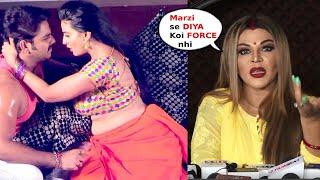 R@khi S@want : Bhojpuri Star Pawan Singh & Akshara Singh did $#X in MUTUAL CONSENT