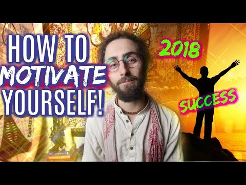 How to Make 2018 YOUR Year! (My Top Motivational Methods)
