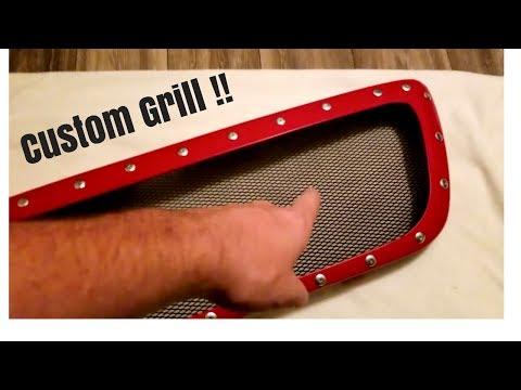Custom Truck Grill Build!