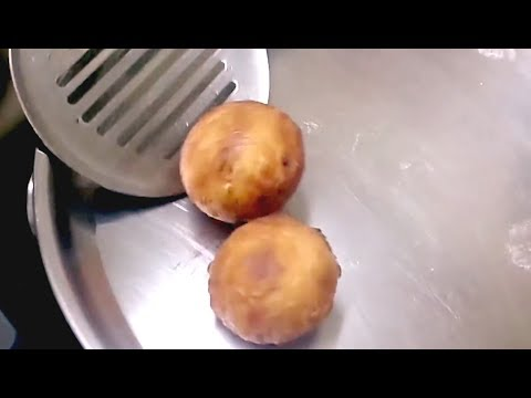 Kachori हिंदी  -  Ekadashi Kachori हिंदी Recipe || Homemade Kachodi || ISKCON Desire Tree - Recipes
