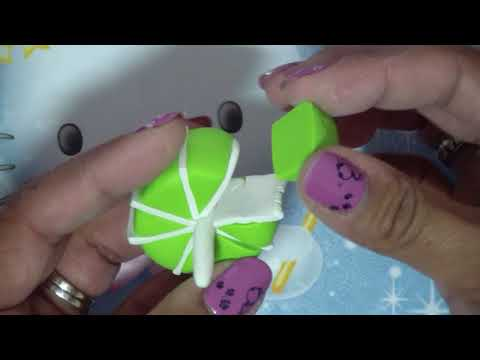 How to Make an Easy Polymer Clay Fruit Cane! So Easy!