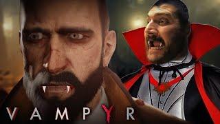 SUCKED FROM BEHIND - Vampyr Gameplay