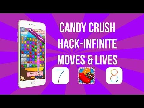 iPhone/iPod/iPad Candy Crush Cheat Hack (2015) Cydia Tweak