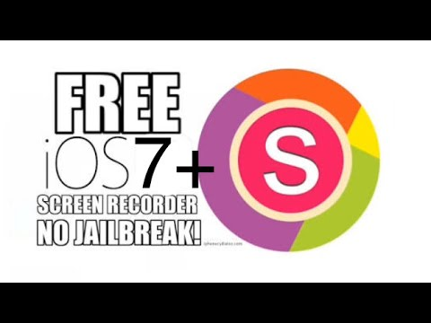 HOW TO SCREEN RECORD IOS SCREEN WITH AIR SHOU. [100% WORKING] . NO PC/JAILBREAK REQUIRED.
