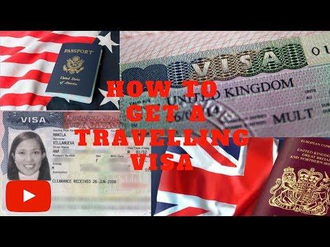 HOW TO GET A TRAVELLING VISA/MY PARIS DAIRIES🇫🇷