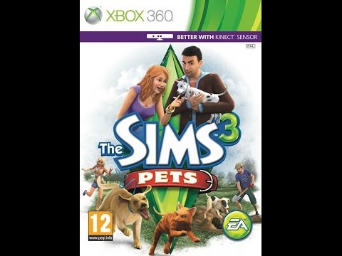 SIMS 3 PETS (XBOX EDITION) ep 1 THE BABY IS COMING!!!