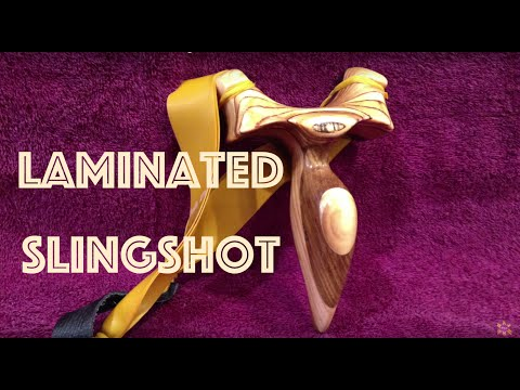How To Make A Powerful Laminated Slingshot