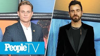 Download Billy Magnussen Gushes About 'Maniac' Costar Justin Theroux: Everyone 'Loves Him'   PeopleTV Video