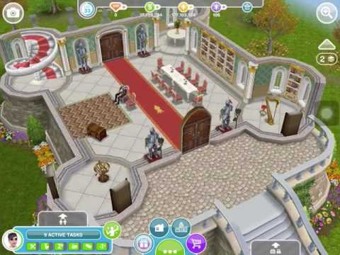 How to get unlimited simoleons on sims free play NO JOKE!!!!!!