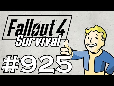 Let's Play Fallout 4 - [SURVIVAL - NO FAST TRAVEL] - Part 925 - Baited
