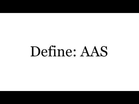 Define: AAS