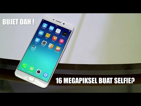 Hands On OPPO F1 Plus Indonesia