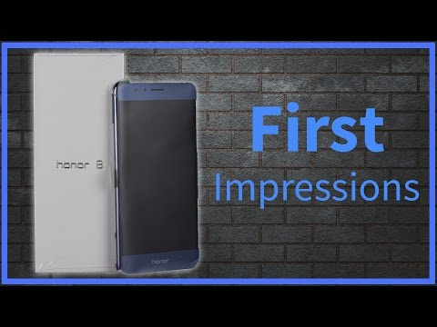 Honor 8 Unboxing & First Look / Best camera phone under $400?