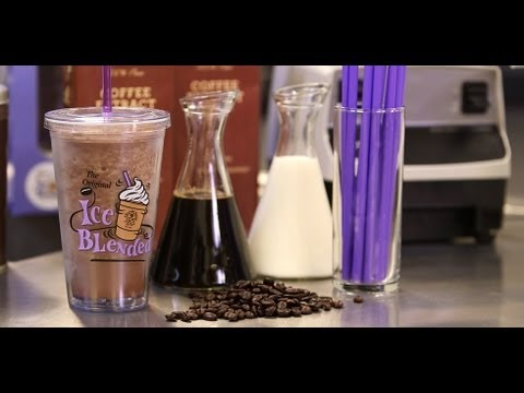 The Coffee Bean & Tea Leaf's Original Ice Blended Coffee Drink | Get the Dish