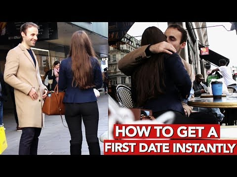 How to get a first date instantly? Date video!