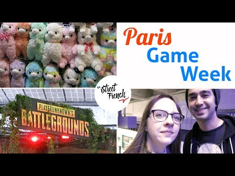 Paris Game Week FINAL
