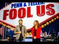 Surprising And Crazy Card Magic Trick From FISM Winner Pere Rafart Penn Teller Fool Us