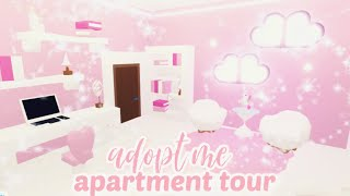 roblox: APARTMENT TOUR in ADOPT ME! 💞luxury apartments | grace k ✧