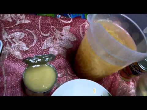 How to make cheap ice candy/fresh melon ice candy