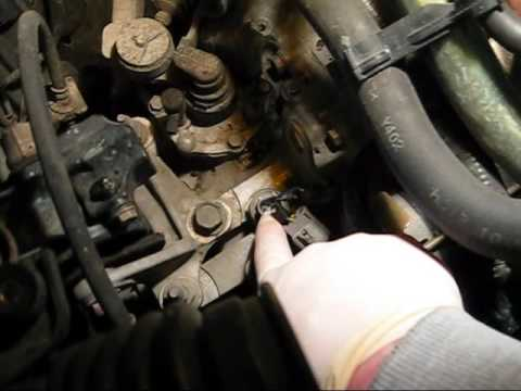 Changing Manual Trans Fluid in 2004 Honda Civic