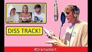 Jake Paul DISS TRACK on RiceGum , FaZe Banks & Alissa Violet ? #DramaAlert Sssniperwolf suing?