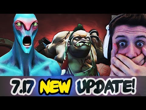 Dota 2 NEW 7.17 PATCH Update - ALL Important Changes!