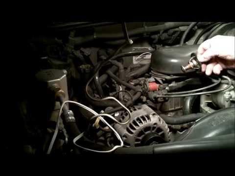 1996-2005 CHEVY BLAZER 4.3 V6 VORTEC P0128 COOLANT TEMP BELOW THRESHOLD AND HOW TO FIX