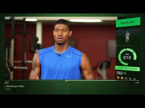 Xbox Fitness: Paul George Agility