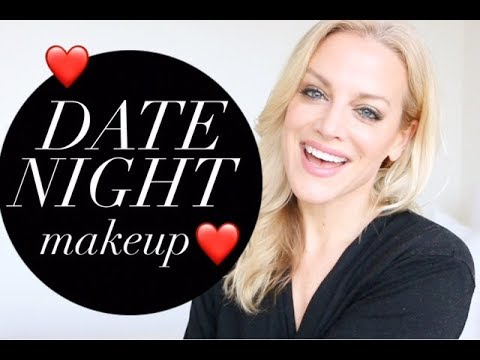 DATE NIGHT MAKE UP | TRACY CAMPOLI | GRWM VALENTINES DAY MAKEUP