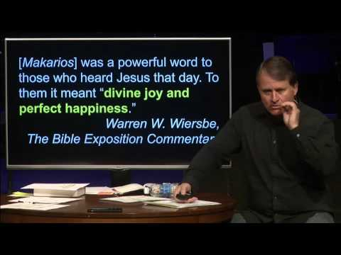 Greek and Hebrew Words for Happiness Used in the Bible