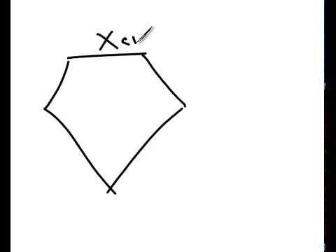 Find the perimeter of a Pentagon  (040 L4 6  vignette)