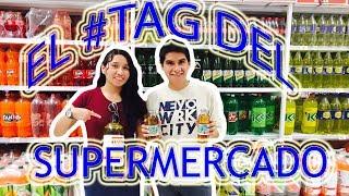 EL #TAG DEL SUPERMERCADO--MIRA LO QUE NOS PASO! JYZBOOM