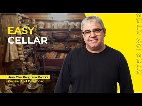 Easy Cellar PDF, Reviews, plans and book download