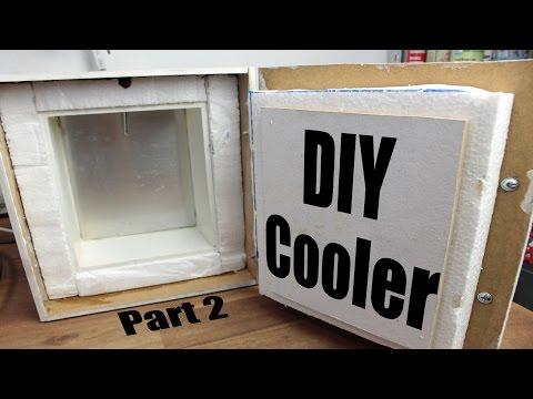 DIY Cooler (Part 2) || Peltier Module